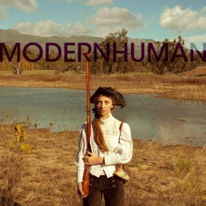Modern Human Self Titled Album Cover