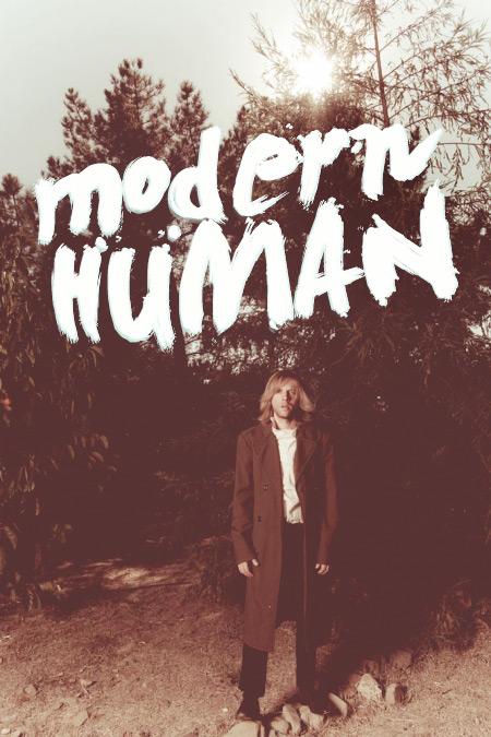 Modern Human Portrait